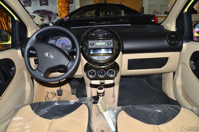 2011款 吉利熊猫 1.3L MT舒适型Ⅱ