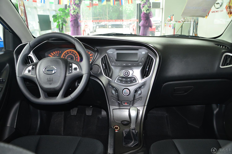 2013款 广汽传祺GA3 1.6L MT豪华ESP版