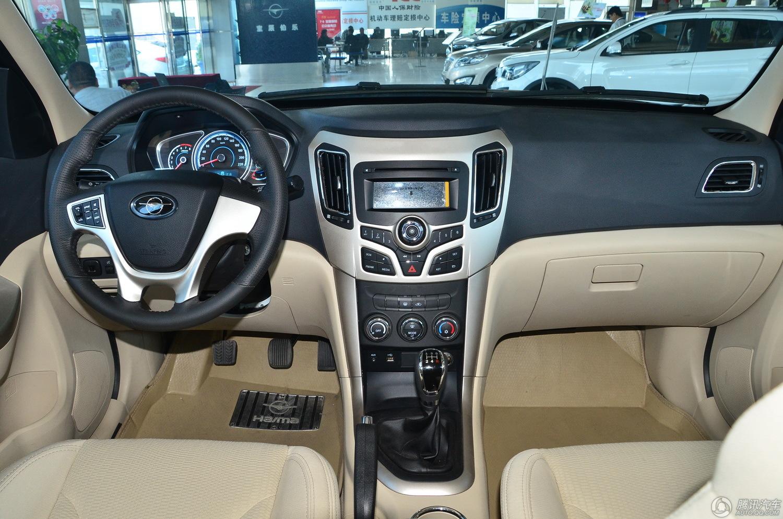 2013款 海马S7 2.0L MT智尚版
