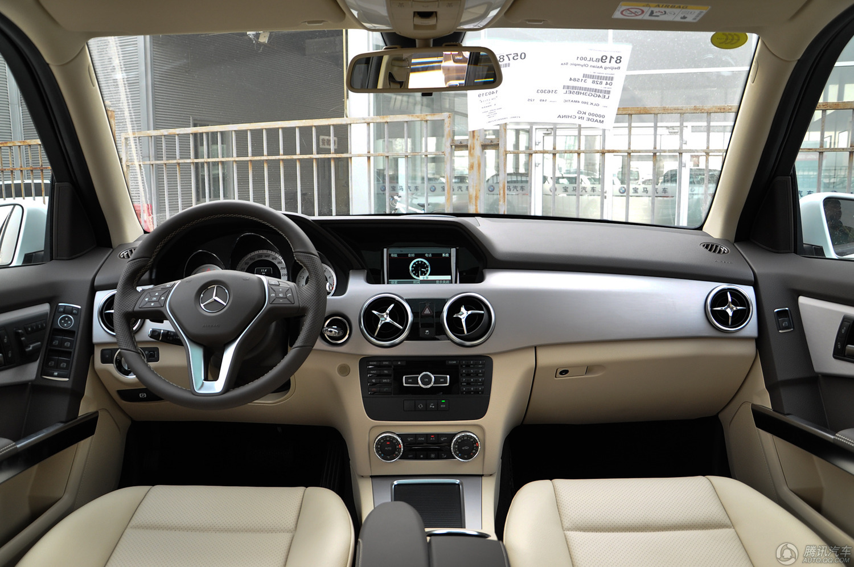 2014款 奔驰GLK260 4MATIC 动感型