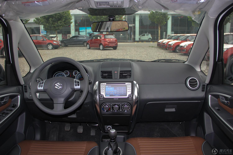 2013款 天语SX4 酷锐 1.6L MT运动型