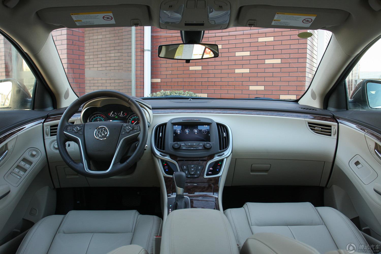 2013款 君越 2.4L SIDI 领先舒适型