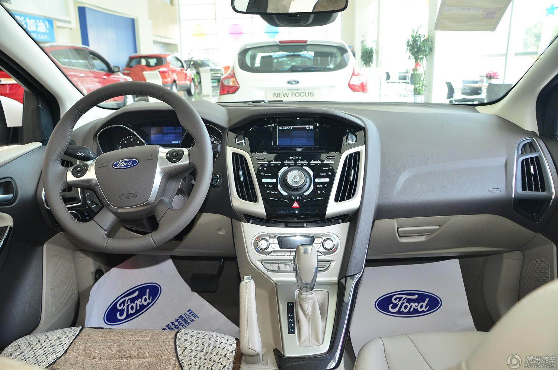 2012款 福特福克斯 三厢 2.0L AT旗舰型