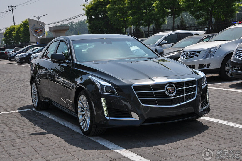 [腾讯行情]郴州 CTS进口购车优惠11万