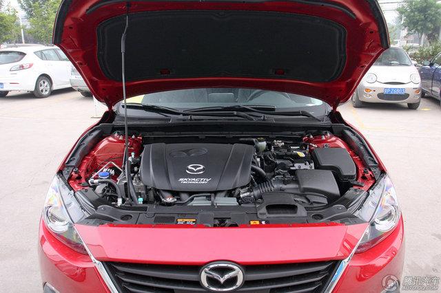 2014款 昂克赛拉 两厢 2.0L AT运动型
