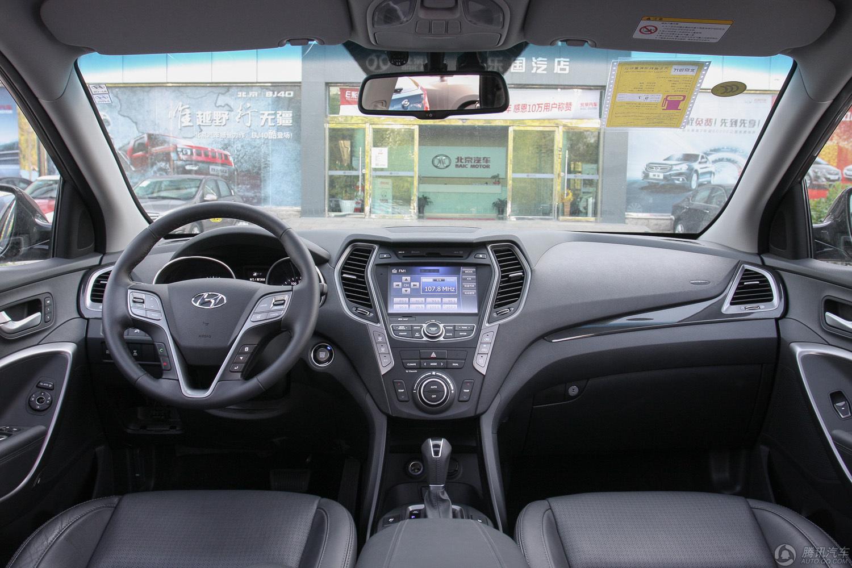 2013款 全新胜达 改款 2.0T AT四驱尊贵型