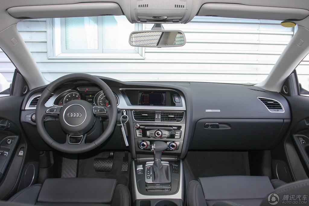 2014款 奥迪A5 Coupe CVT 45 TFSI