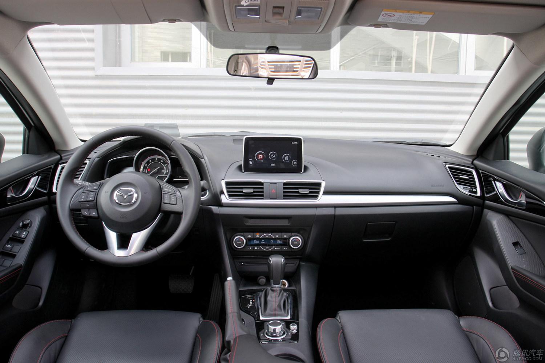 2014款 昂克赛拉 两厢 2.0L AT旗舰型