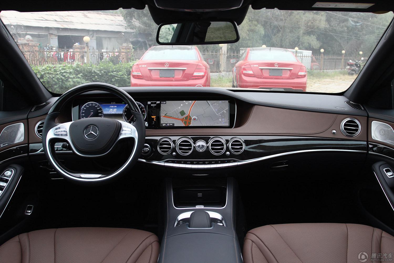 2014款 奔驰S级 3.5L AT S400L HYBRID