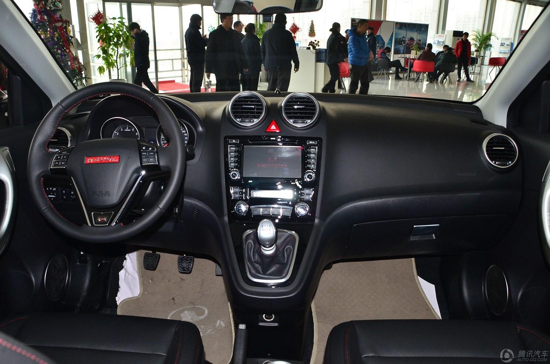 2015款 哈弗H6款 升级版 1.5T MT两驱精英型