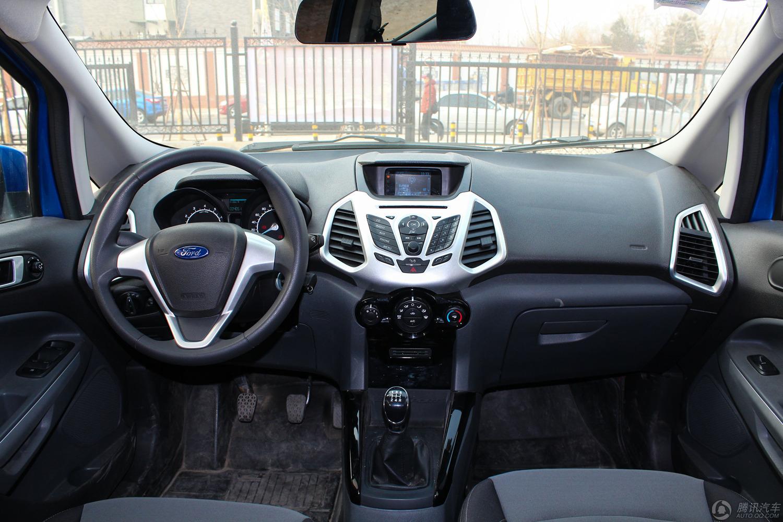 2013款 福特翼搏 1.5L MT尊贵型