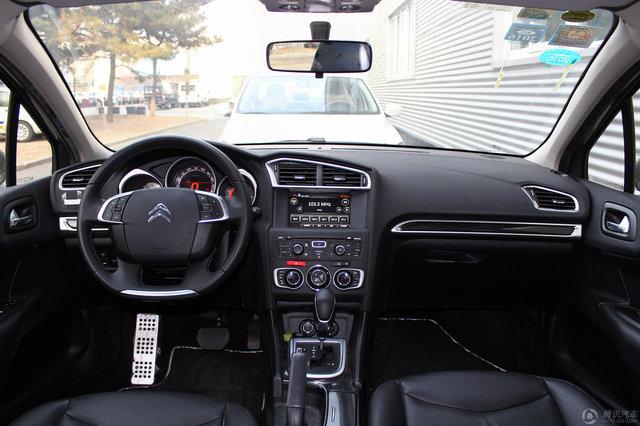 2014款 雪铁龙C4L 车载互联版 1.6THP AT劲智型