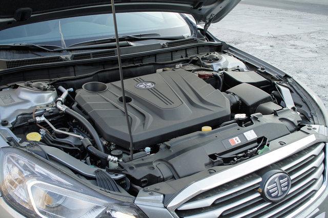 2014款 奔腾B70 2.0L AT舒适型