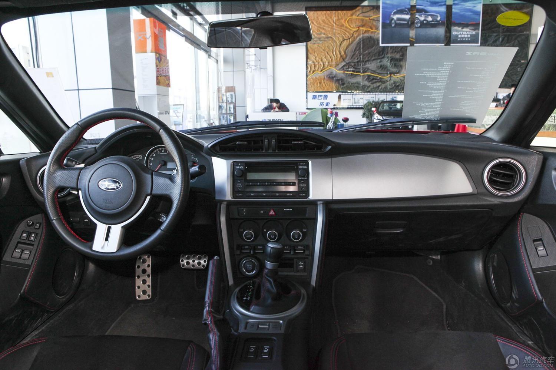 2013款 斯巴鲁斯巴鲁BRZ 2.0L 自动豪华型