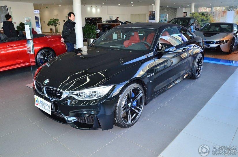 [腾讯行情]廊坊 宝马M4 现售价92.7万元起