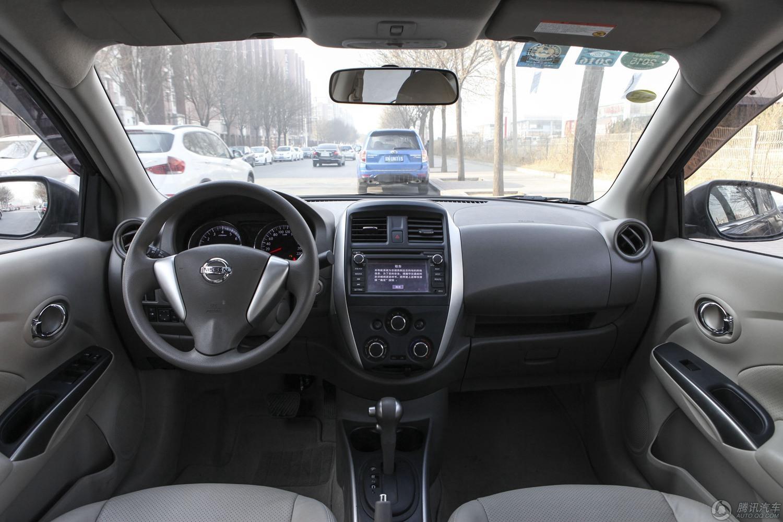 2014款 日产阳光 1.5XE CVT舒适版