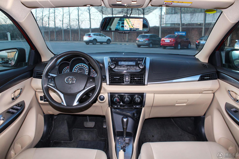 2014款 丰田威驰 1.5L AT智尊版