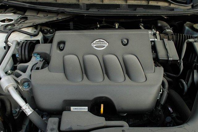 2013款 日产天籁 2.0L XL舒适版