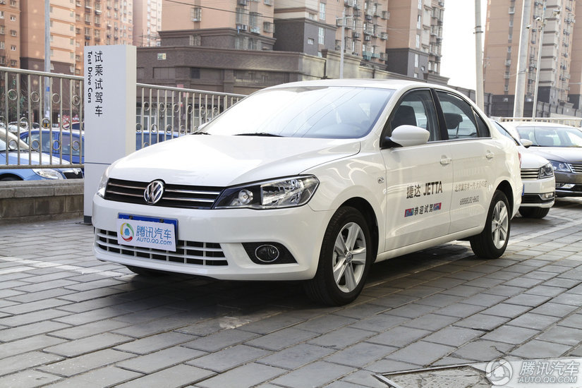 [腾讯行情]桂林 大众捷达现购车优惠1万元