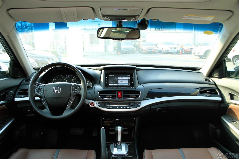 2014款 本田歌诗图 3.0L AWD尊贵导航版