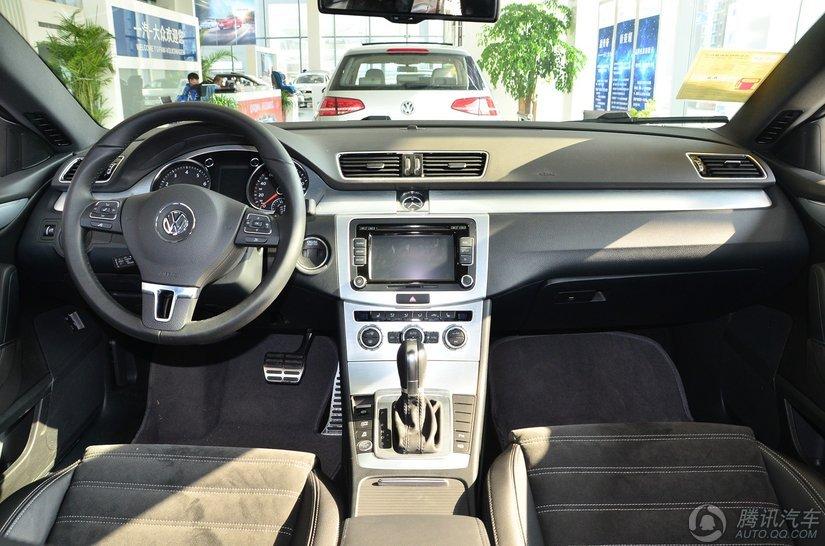 2015款 一汽大众CC 2.0TSI DSG豪华型