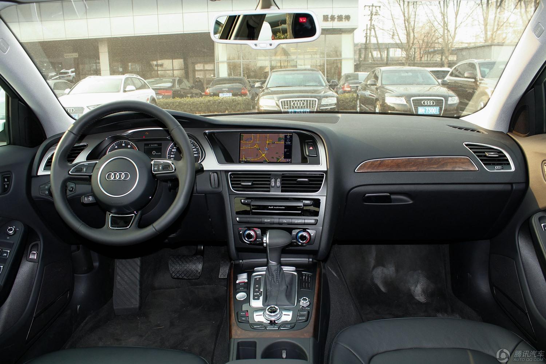 2015款 奥迪A4L 35 TFSI 技术型