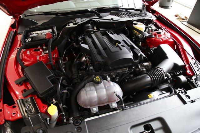 2015款 福特野马 2.3T AT 50周年纪念版