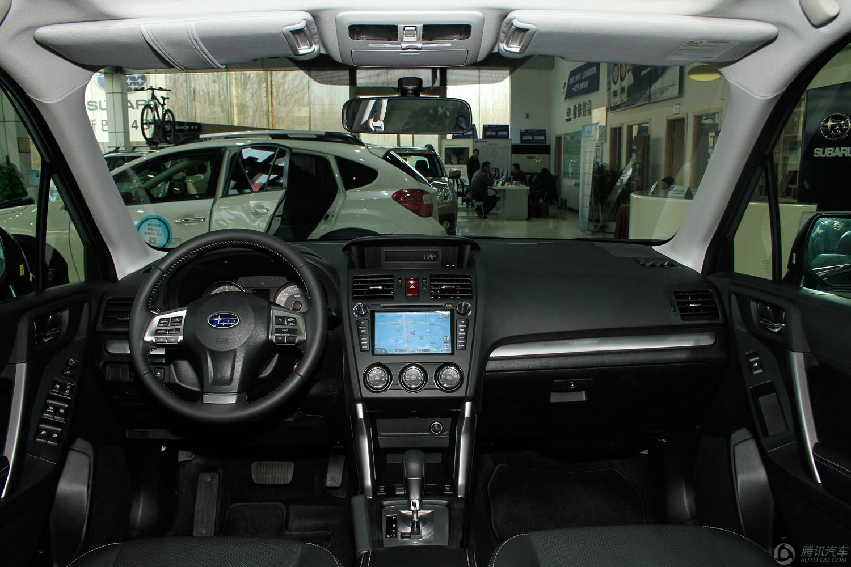 2014款 斯巴鲁森林人 2.5L i CVT精英版