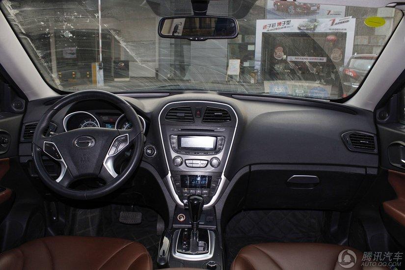 2013款 广汽传祺GS5 1.8T 自动四驱五周年纪念版