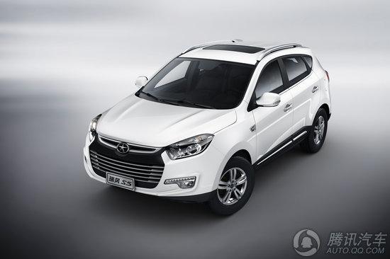 江淮瑞风s5增两款新车型 售11.58万起图片