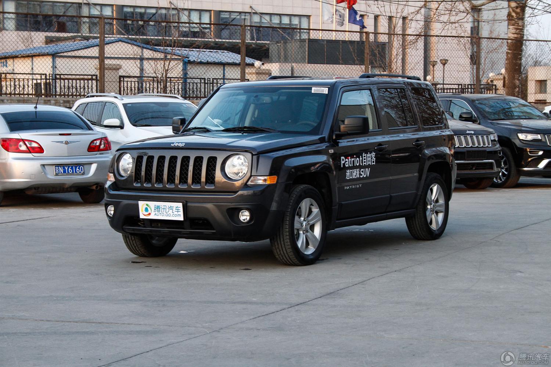 2014款 Jeep自由客 2.0L CVT运动增强版