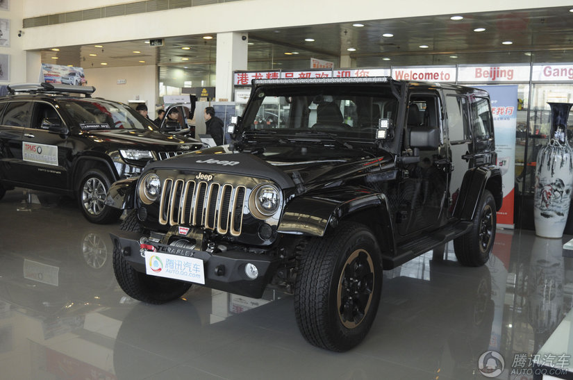 Jeep牧马人最高现金降3万