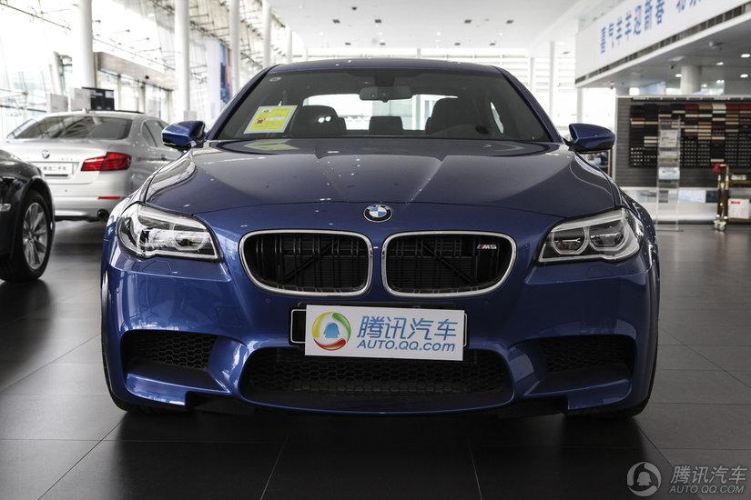[腾讯行情]嘉兴 宝马M5现金最高优惠10万