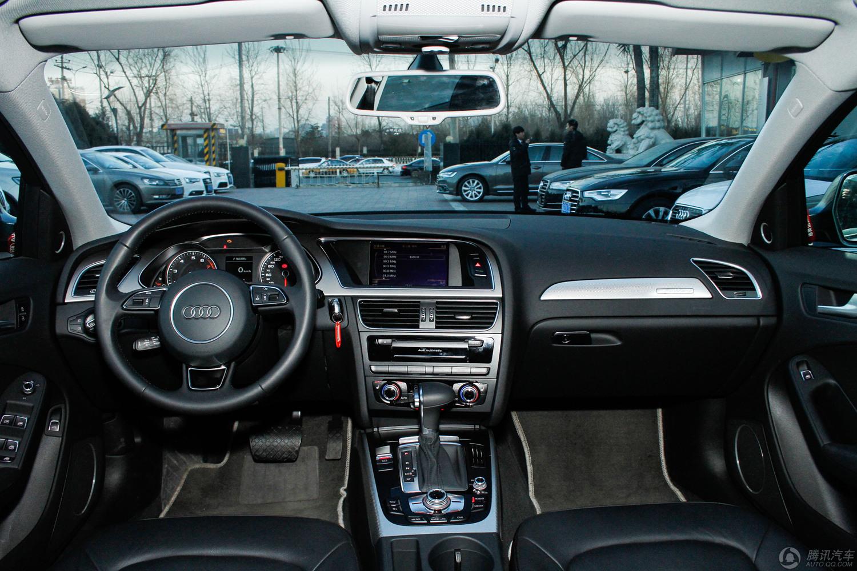 2014款 奥迪A4 Allroad 40 TFSI allroad quattro plus版