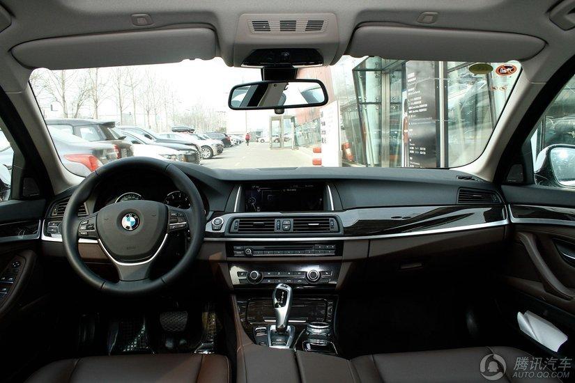 2014款 宝马5系 525Li 豪华设计套装