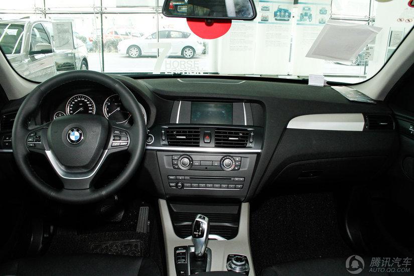 2014款 宝马X3 xDrive20i 领先型