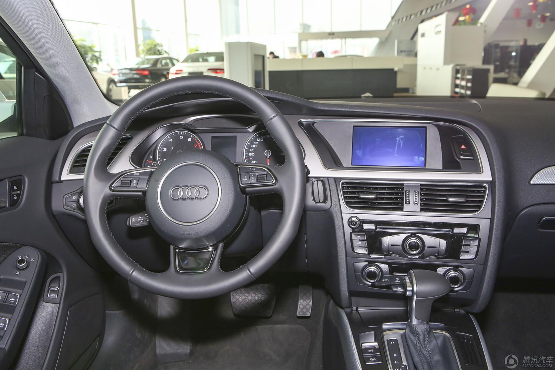 2014款 奥迪A4L 45 TFSI quattro个性运动型