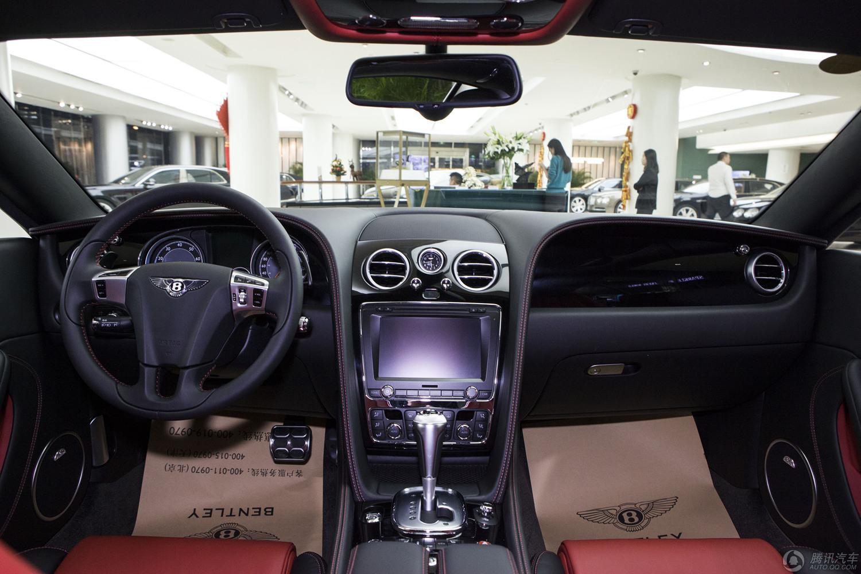 2014款 宾利飞驰 4.0T V8 AT标准版