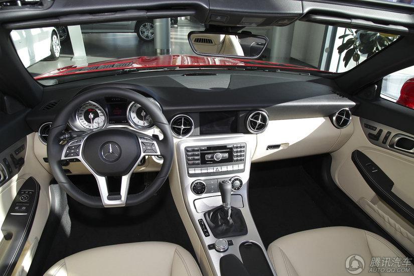 2011款 奔驰SLK级 SLK 200 豪华运动型