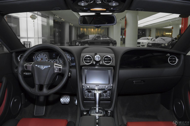 2014款 宾利欧陆 6.0T GT Speed