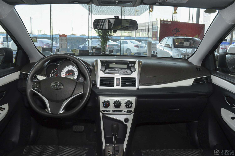 2015款 丰田威驰 1.5L AT智享星光版