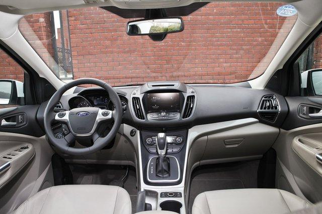 2015款 福特翼虎 1.5T GTDi 四驱精英型