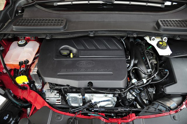 福特翼虎 2015款 1.5T GTDi 两驱风尚型