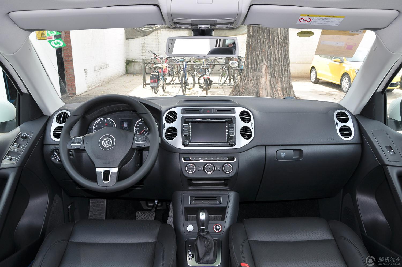 大众途观 2015款 1.8TSI AT两驱豪华型
