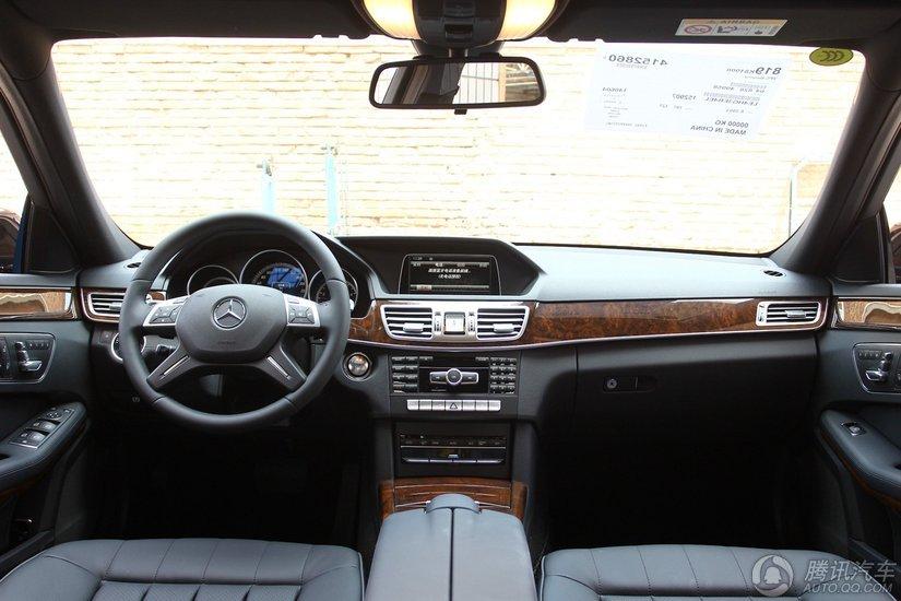 奔驰E级 2015款 E200L 基本型