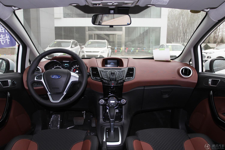 福特嘉年华 2014款 两厢 1.0 GTDi AT劲动型