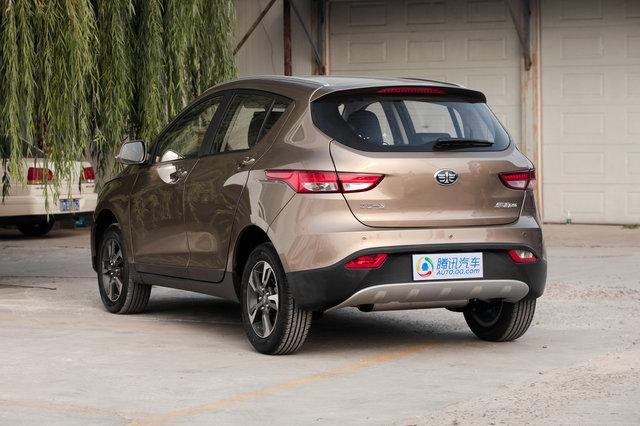 中国一汽骏派D60 2015款 1.8L AT豪华型