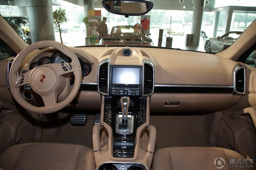 保时捷卡宴 2011款 Cayenne S Hybrid 3.0T
