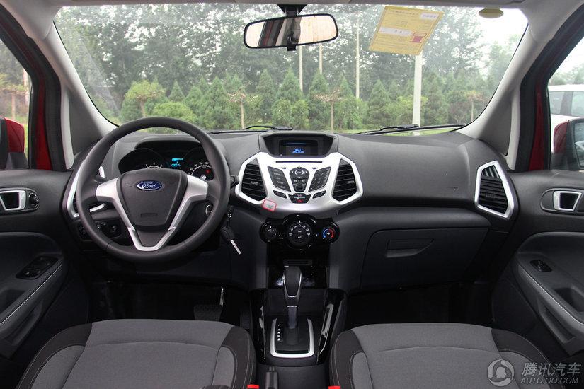 福特翼搏 2013款 1.5L AT风尚型