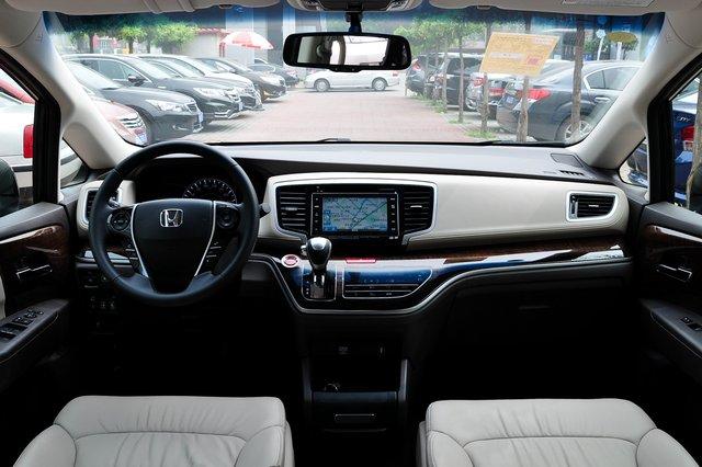 本田奥德赛 2015款 2.4L CVT至尊版